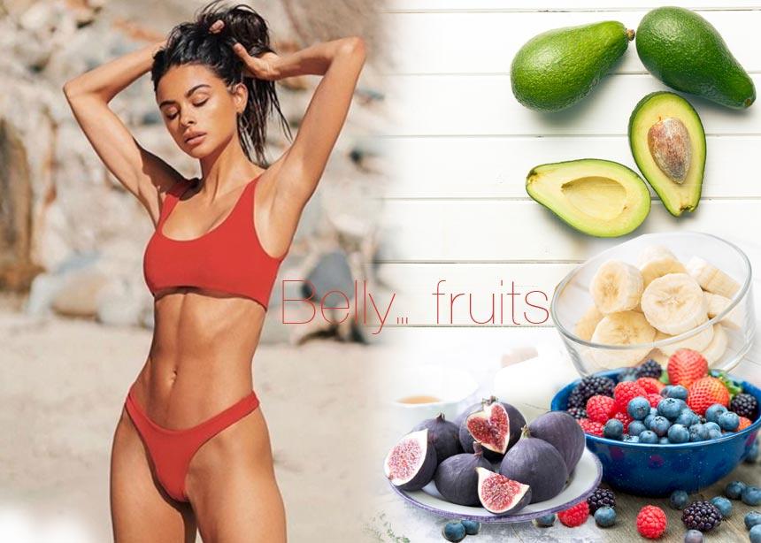 """Επίπεδη κοιλιά: Έξι νόστιμα φρούτα που διασπούν το λίπος και """"καταπολεμούν"""" το πρήξιμο"""