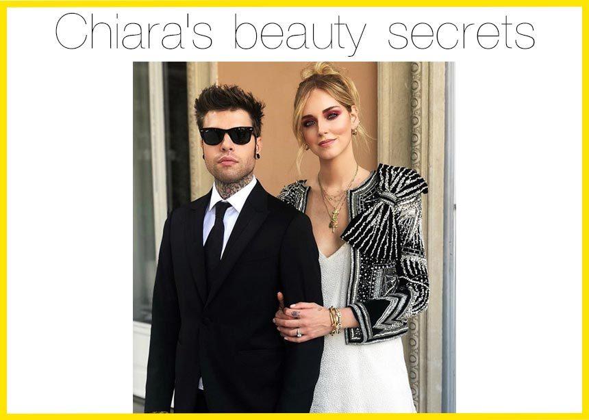 Chiara Ferragni: μυστικά ομορφιάς που μας είχε αποκαλύψει σε αποκλειστική συνέντευξη! | tlife.gr