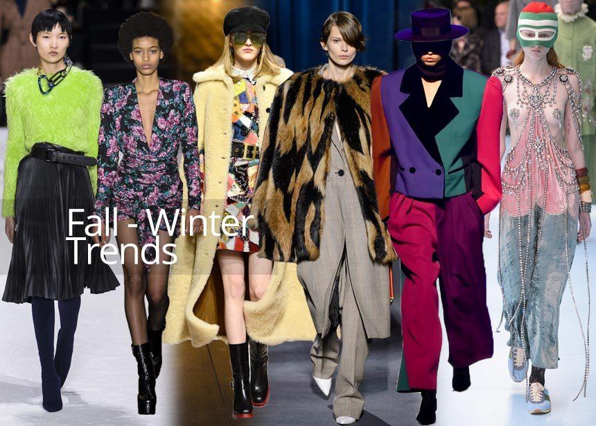 Φθινόπωρο – Χειμώνας 2018/19: Οι νέες τάσεις που θα φορέσουμε αυτήν τη σεζόν (part 2) | tlife.gr