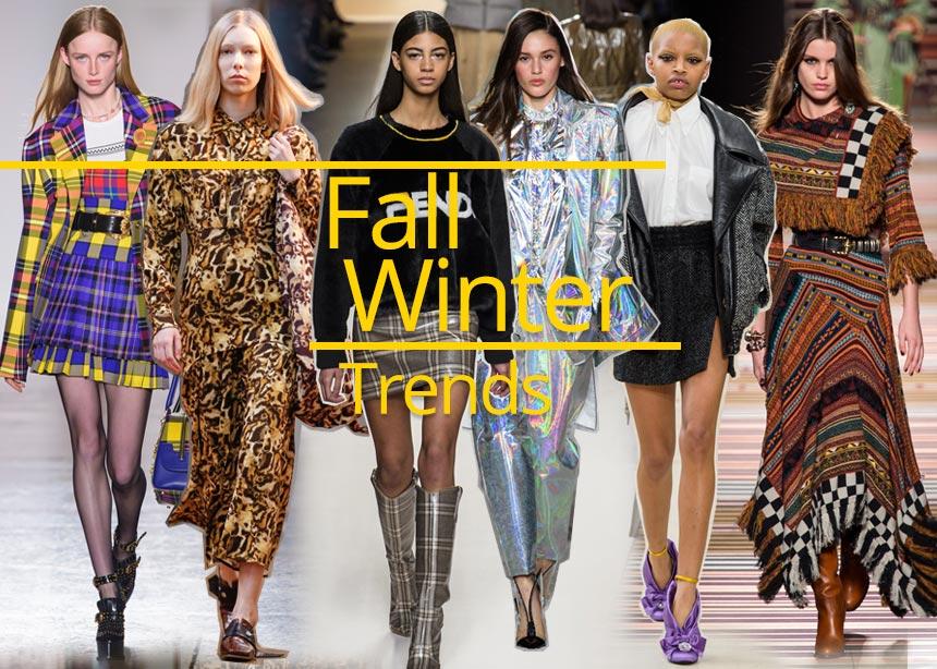 Φθινόπωρο – Χειμώνας 2018/19: Οι νέες τάσεις που θα φορέσουμε αυτήν τη σεζόν (part 1) | tlife.gr