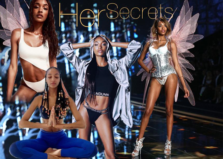 Fitness Inspo: Η Jourdan Dunn είναι Άγγελος της Victoria's Secret και λέει τα μυστικά της για τέλειο σώμα | tlife.gr