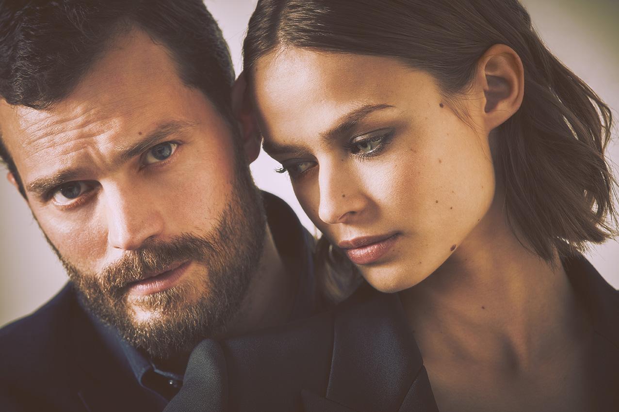 Ο Jamie Dornan και η Birgit Kos πρωταγωνιστούν στη νέα καμπάνια του Boss The Scent!   tlife.gr