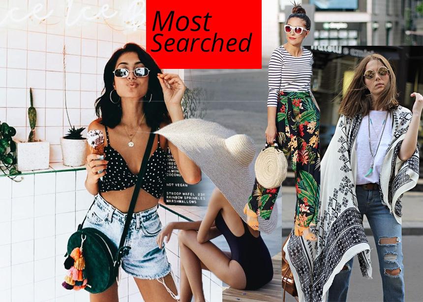 Fashion report: Αυτές είναι οι top καλοκαιρινές τάσεις που έχουμε ψάξει περισσότερο στο pinterest