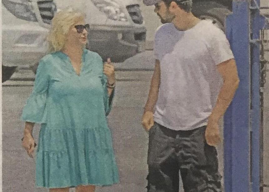 Αγγελική Νικολούλη: Διακοπές με τον γιο της [pics] | tlife.gr