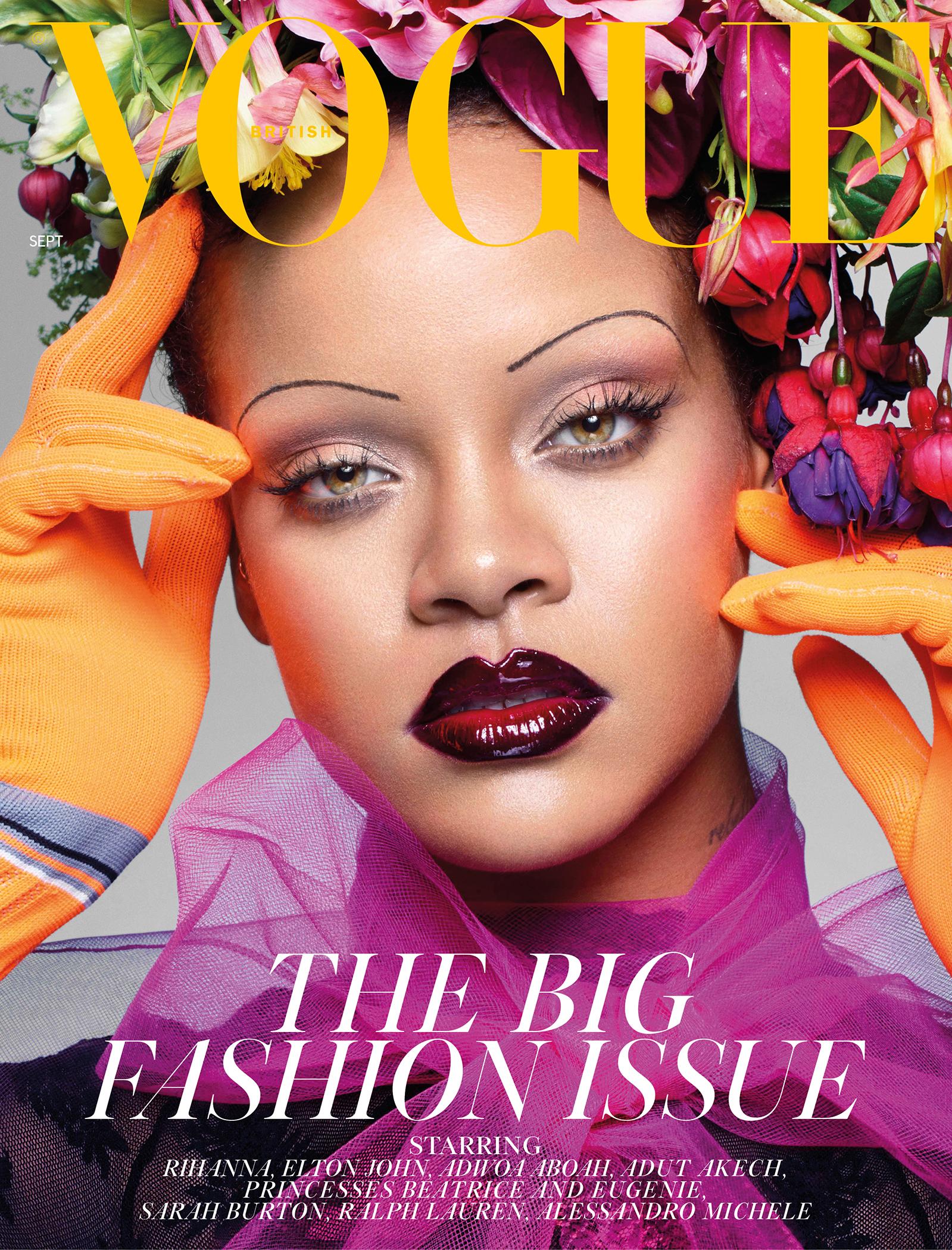 Αυτή η fan αντέγραψε με τον τελειότερο τρόπο την Rihanna στο εξώφυλλο της βρετανικής Vogue! | tlife.gr