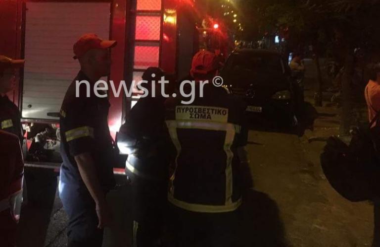 Φωτιά σε ξενοδοχείο στη Χαλκοκονδύλη – Ένα άτομο στο νοσοκομείο [pics] | tlife.gr