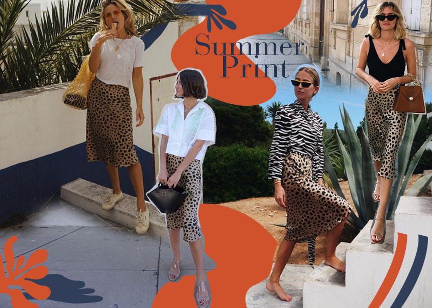 Λεοπάρ φούστα: Το item που θα φορέσεις από τώρα μέχρι το Φθινόπωρο και πως να το συνδυάσεις | tlife.gr