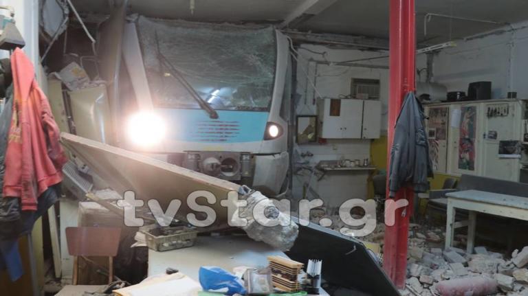 Εκτροχιάστηκε τρένο στη Λαμία – Τραυματίστηκε γυναίκα | tlife.gr