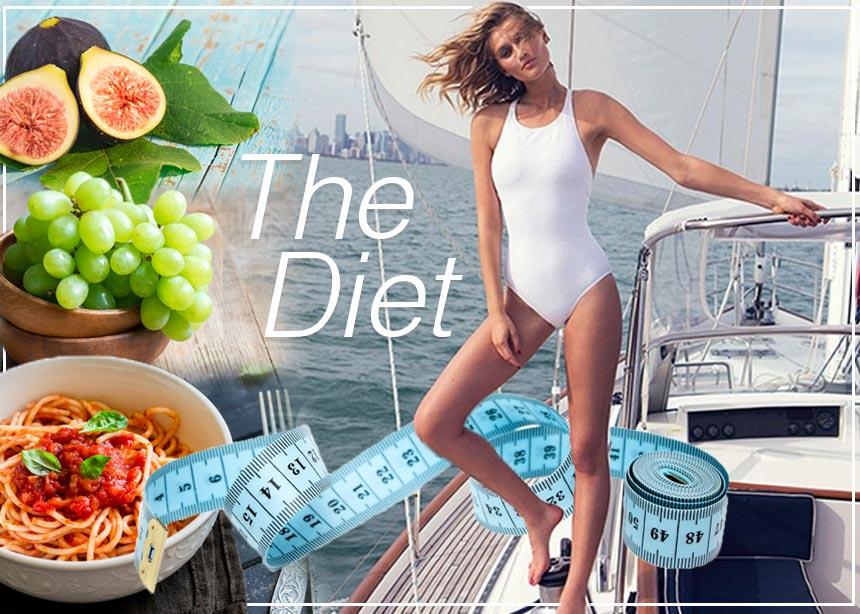 Γύρισες από τις διακοπές; Αυτή η δίαιτα θα σε απαλλάξει από τα κιλά που πήρες!