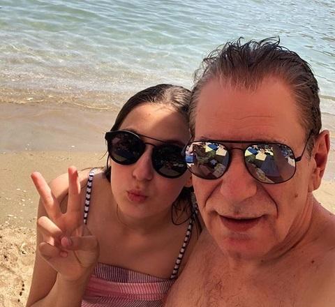 Άγγελος Διονυσίου: Οι τρυφερές ευχές στην κόρη του που κλείνει τα 12 χρόνια της | tlife.gr