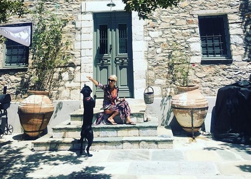 Μαρία Μπακοδήμου: Απολαμβάνει το καλοκαίρι της | tlife.gr