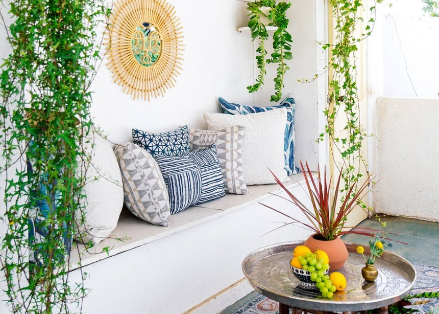 "Bohemian Like You: Πώς να κάνεις το σπίτι σου έναν μικρό ""ναό"" του boho style | tlife.gr"