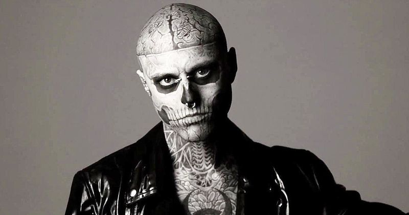 Θρήνος για το μοντέλο «Zombie Boy» – Αυτοκτόνησε στα 32 | tlife.gr