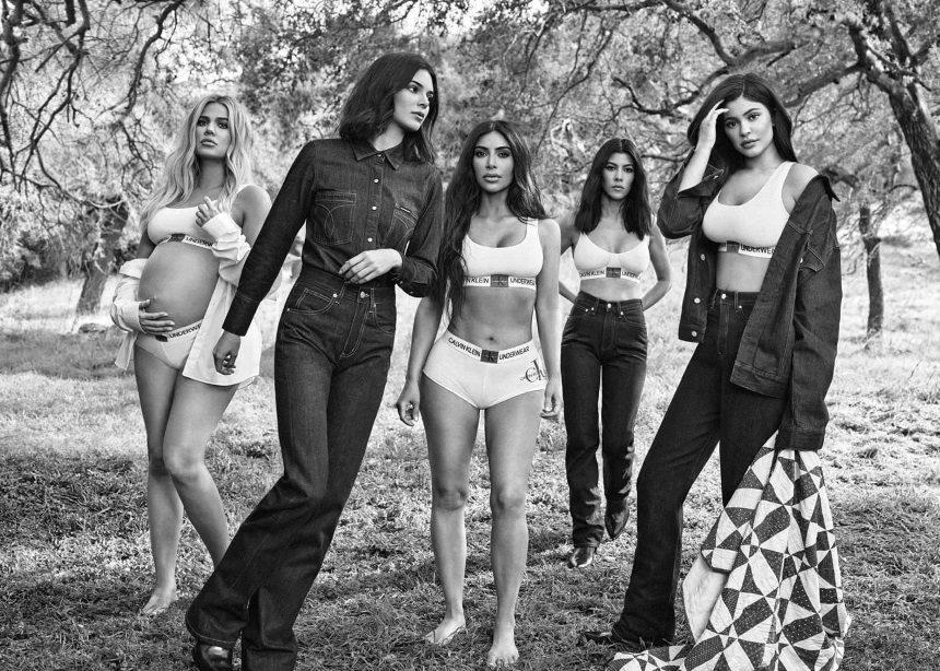 Οι Kardashians και οι Jenners ποζάρουν ξανά με εσώρουχα για τον Calvin Klein | tlife.gr