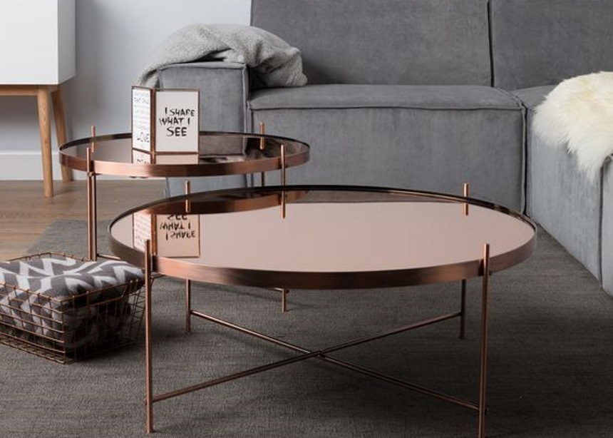 It's coffee table time: Πάρε ιδέες για τα πιο εντυπωσιακά τραπέζια σαλονιού!