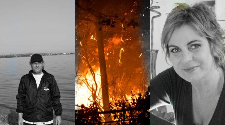 Κώστας Τουρναβίτης: Η ανάρτησή του για τον αδερφό του Δημήτρη και τη νύφη του Χρύσα Σπηλιώτη, που «χάθηκαν» στην πύρινη λαίλαπα   tlife.gr