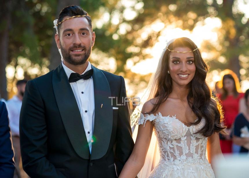 Αντώνης Πολέντας – Κωνσταντίνα Καραχάλιου: Το φωτογραφικό άλμπουμ του γάμου του γνωστού σχεδιαστή μόδας με την καλλονή σύντροφό του!