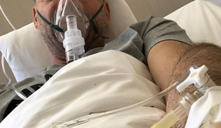 Εσπευσμένα στο νοσοκομείο γνωστός Έλληνας τραγουδιστής! [pic] | tlife.gr