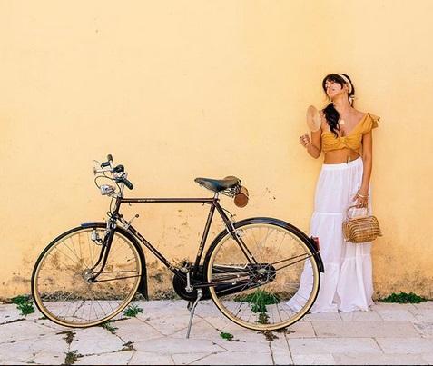 Κόνι Μεταξά: Ξετρελαμένη με την Κέρκυρα! [pics] | tlife.gr
