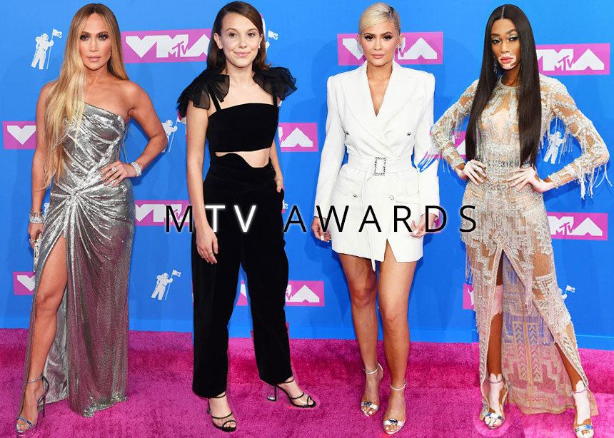 MTV VMAs 2018: Τι φόρεσαν οι σταρ; | tlife.gr