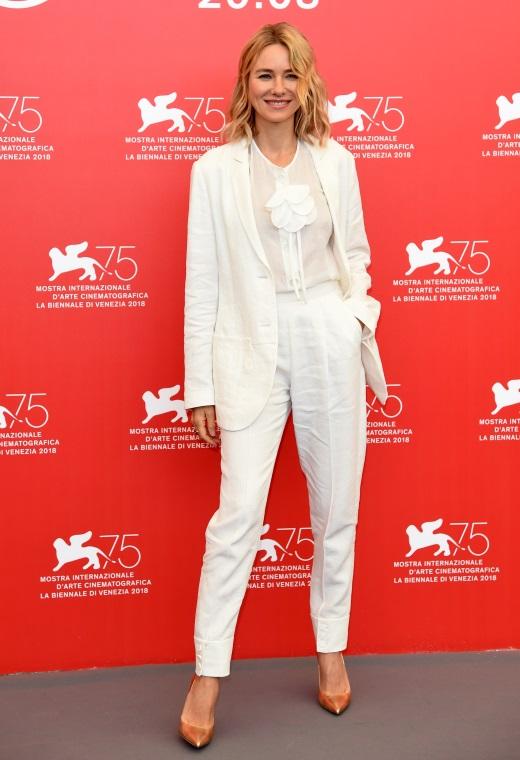 Η Naomi Watts με Giorgio Armani