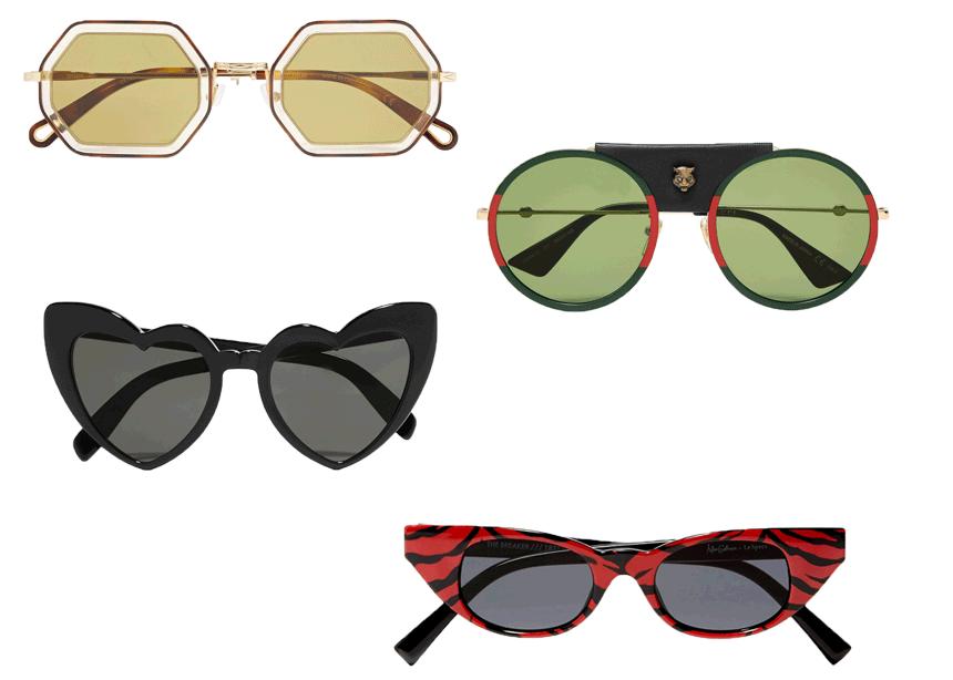 Οδηγός Αγοράς: Τα πιο stylish γυαλιά ηλίου που βρήκαμε στο Net-A-Porter | tlife.gr
