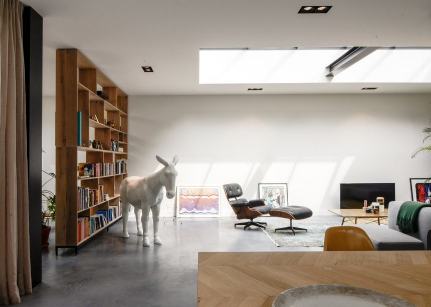 NH25 Loft: Εκεί που το σύγχρονο design συναντά την διαχρονική πολυτέλεια | tlife.gr