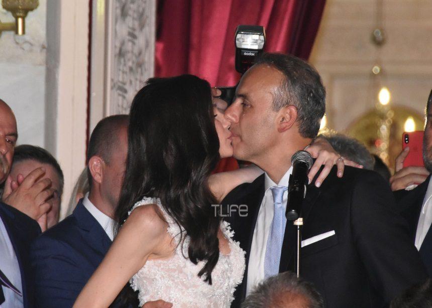Γιώργος Παπανικολάου: Παντρεύτηκε με όλο τον πολιτικό κόσμο στο πλευρό του – Το album του γάμου του | tlife.gr