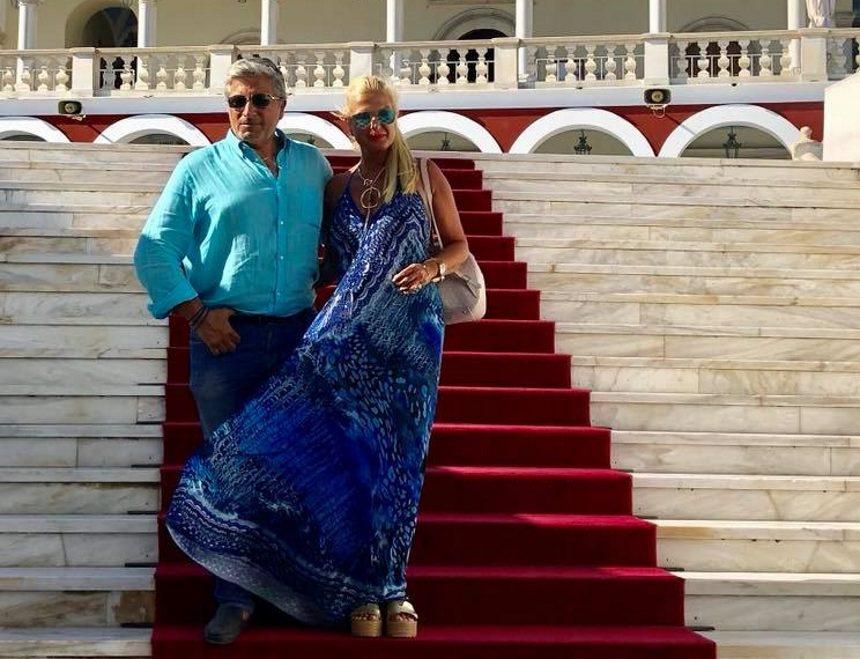 Γιώργος και Μαρίνα Πατούλη: Απόδραση για δυο στην Τήνο! [pics] | tlife.gr