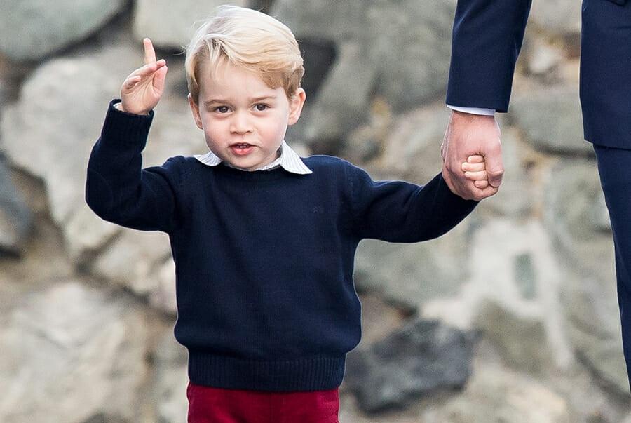Πρίγκιπας George: Στη λίστα των πιο καλοντυμένων Βρετανών!   tlife.gr