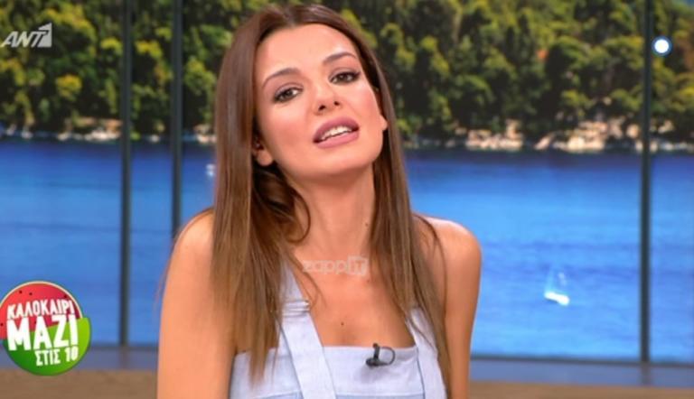 Η ανακοίνωση της Νικολέττας Ράλλη για την απουσία της Σμάρως Σωτηράκη από την εκπομπή | tlife.gr