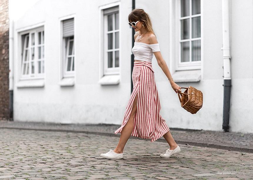 Τα sneakers που μπορείς άνετα να φορέσεις στις διακοπές και πως να τα συνδυάσεις! | tlife.gr