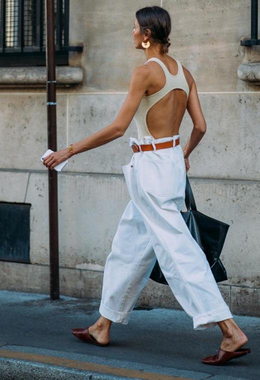 Παρίσι με bucket pants | tlife.gr
