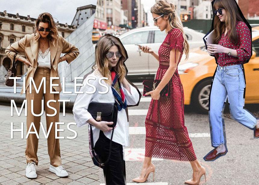 Τα εφτά διαχρονικά και stylish κομμάτια που κάθε γυναίκα πρέπει να έχει  στην ντουλάπα της 59d0abbb6a1