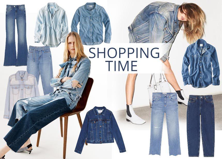 Παντελόνια, πουκάμισα, τζάκετ: Τα ωραιότερα denim της αγοράς για να διαλέξεις! | tlife.gr