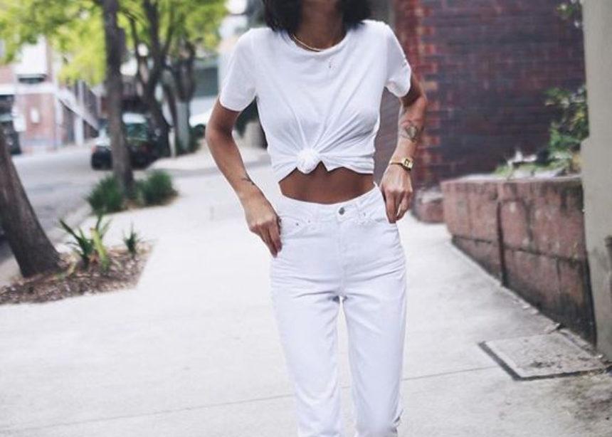 Λευκό jean: Πως θα το φορέσει το ΣΚ! | tlife.gr