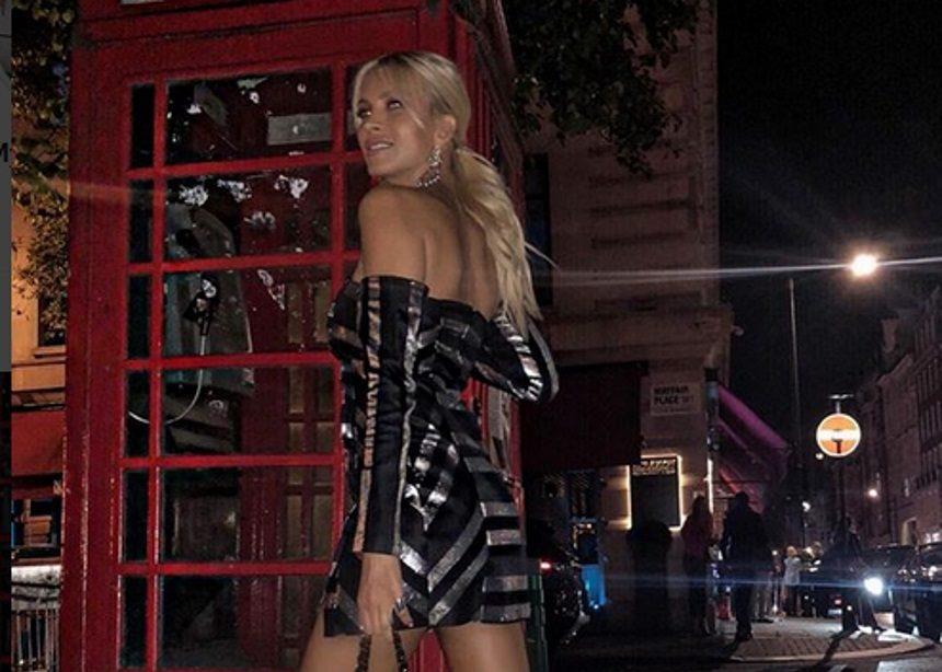 Κατερίνα Καινούργιου: Το ταξίδι στο Λονδίνο με τον νέο σύντροφό της και η πρώτη τους κοινή φωτογραφία! | tlife.gr