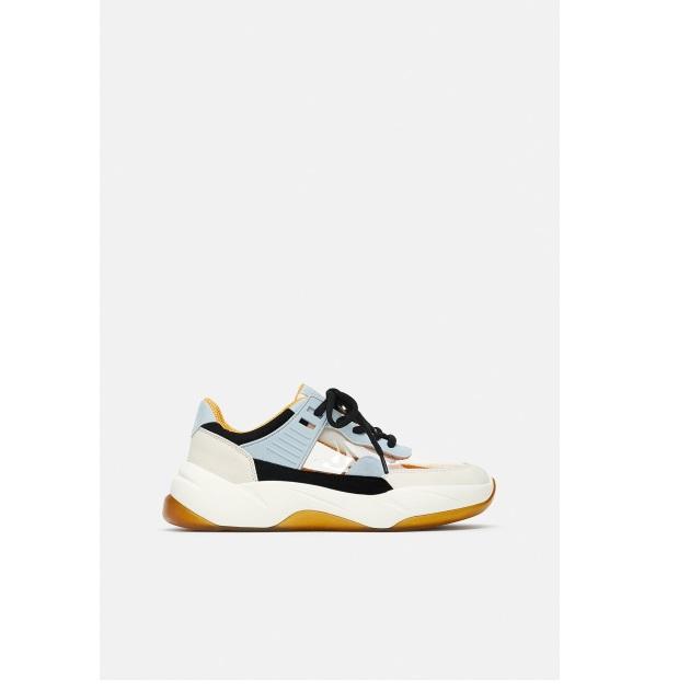 Sneakers Zara | tlife.gr