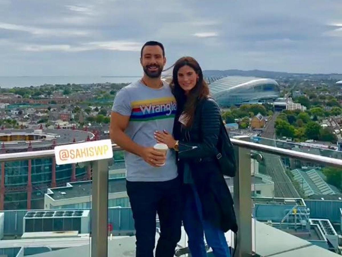 Χριστίνα Μπόμπα – Σάκης Τανιμανίδης: Πήγαν στα εντυπωσιακά γραφεία της Google στην Ιρλανδία! [pics,video]   tlife.gr