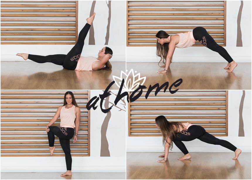 Γυμναστική στο σπίτι: Ασκήσεις για γράμμωση σε όλο το σώμα (χωρίς να χρησιμοποιήσεις βάρη) | tlife.gr