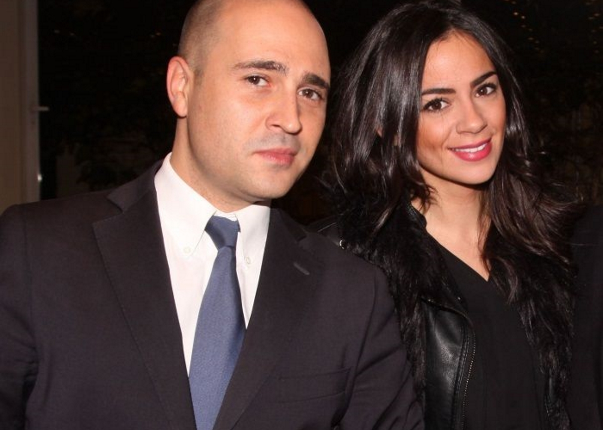 Ξανά γαμπρός ο Κωνσταντίνος Μπογδάνος! | tlife.gr