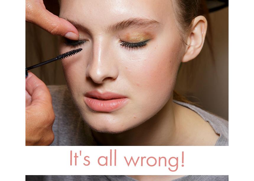 Σταμάτα να καταστρέφεις τη μάσκαρά σου με αυτό τον τρόπο! | tlife.gr