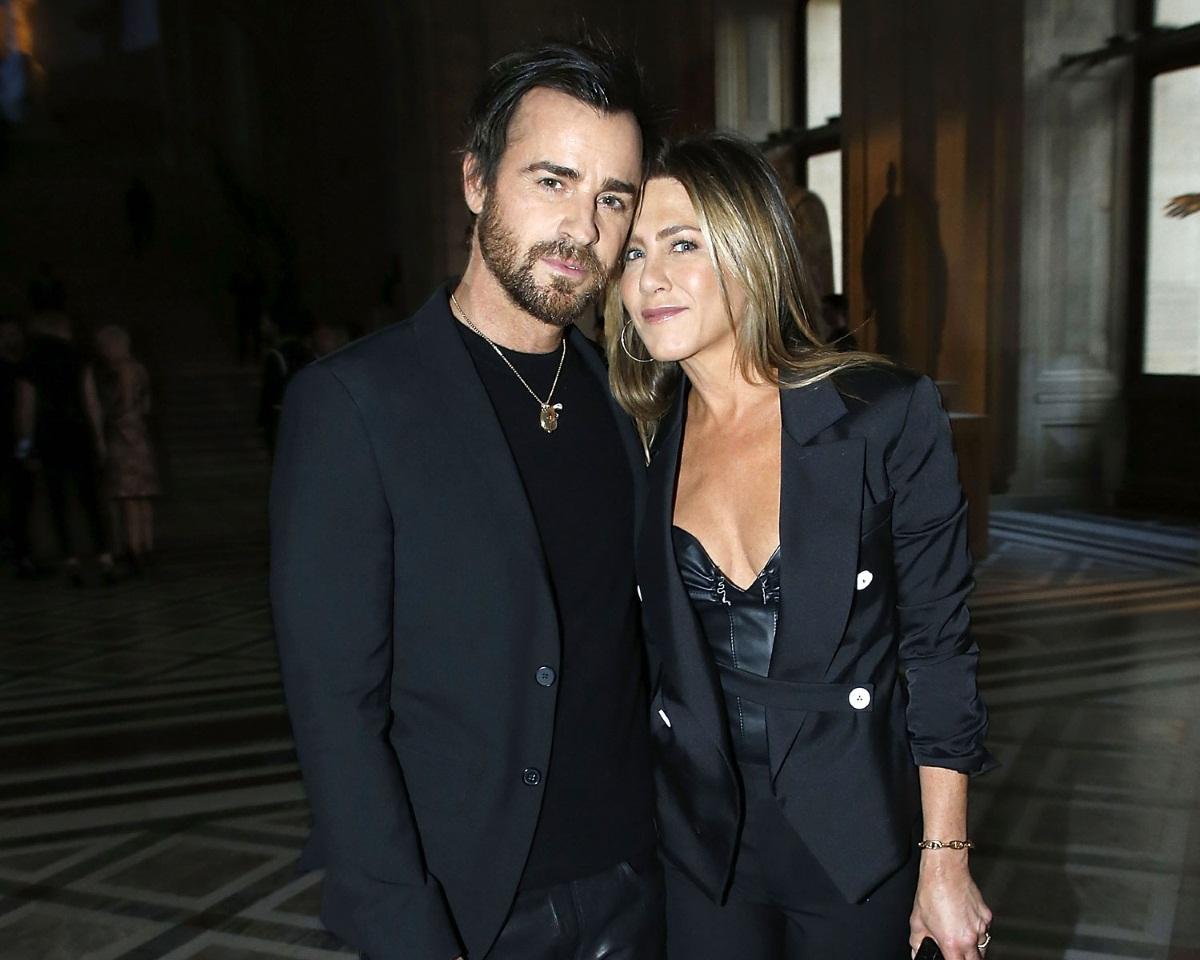 """Ο Justin Theroux """"σπάει"""" την σιωπή του για το διαζύγιο με την Jennifer Aniston"""