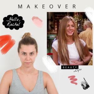 Makeover: η αναγνώστριά μας έγινε ίδια η Rachel από τα Φιλαράκια (γιατί έχουμε επιστρέψει στα 90's)!