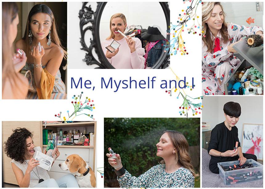 Ένας χρόνος Me, Myshelf and I! Ποια είναι τα καλλυντικά που χρησιμοποιούν τα κορίτσια που ακολουθείς φανατικά στο instagram; | tlife.gr
