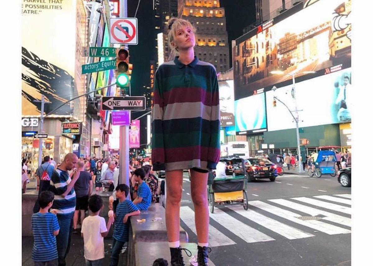 Τάμτα: Οι βόλτες της στην Νέα Υόρκη με την πιο τρυφερή παρέα! [pics]   tlife.gr