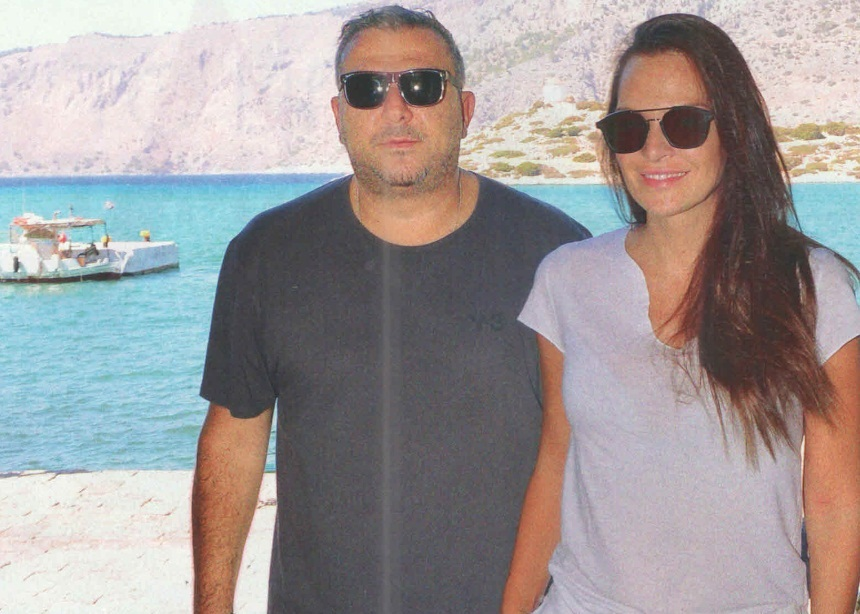 Αντώνης Ρέμος – Υβόννη Μπόσνιακ: Το γαμήλιο ταξίδι και το προσκύνημα στον Πανορμίτη – Φωτογραφίες   tlife.gr