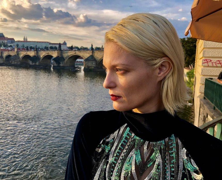 Αναστασία Περράκη: Μαγικές στιγμές στην Πράγα με το αγόρι της! [pics] | tlife.gr