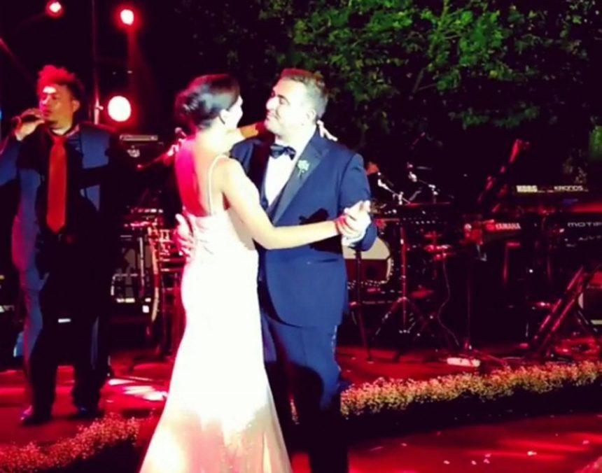 Αντώνης Ρέμος – Υβόννη Μπόσνιακ: Όλα όσα έγιναν στην γαμήλια δεξίωση! [pics,vids] | tlife.gr