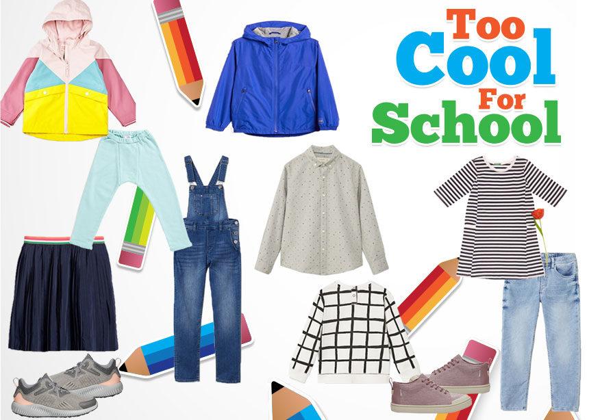 Too Cool For School: Τα πιο stylish παιδικά ρούχα για την επιστροφή στα θρανία! | tlife.gr